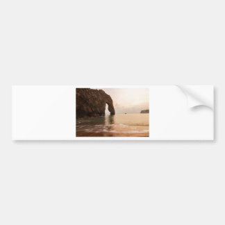 Sunset at Durdle Door Bumper Sticker