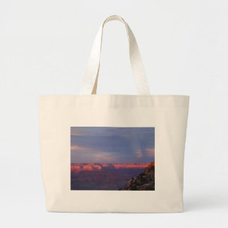 Sunset at Grand Canyon Tote Bags