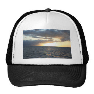 Sunset At Hawaiian Hat
