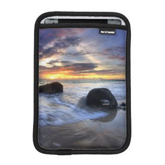 Sunset At Kedonganan Beach iPad Mini Sleeve