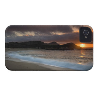 Sunset at Monastery Beach, Carmel, California, Case-Mate iPhone 4 Case