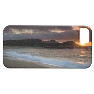 Sunset at Monastery Beach, Carmel, California, iPhone 5 Covers