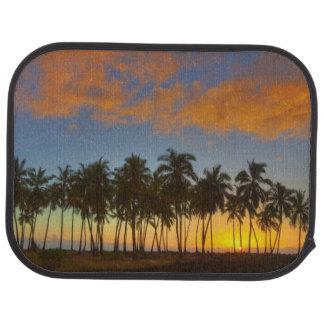 Sunset at National Historic Park Pu'uhonua o Car Mat