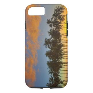 Sunset at National Historic Park Pu'uhonua o iPhone 8/7 Case