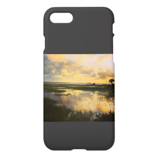 Sunset at Otis Pickett Park iPhone 7 Case