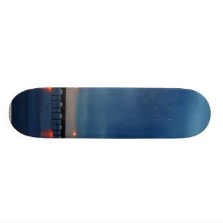 Sunset At Pacific Beach 21.3 Cm Mini Skateboard Deck