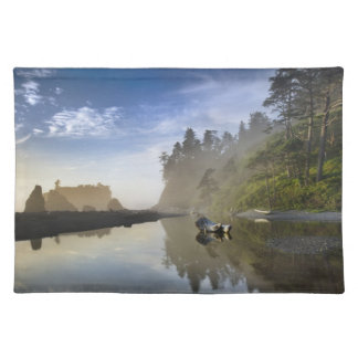 Sunset at Ruby Beach, Olympic National Park, Placemat