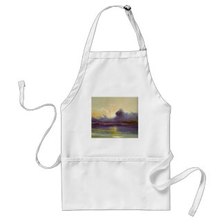 Sunset at Sea Aprons