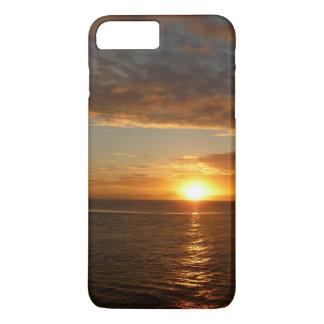 Sunset at Sea II Tropical Seascape iPhone 7 Plus Case