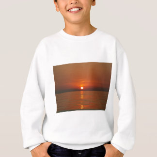 Sunset At Sea Sweatshirt