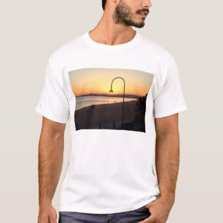 Sunset at St Kilda Beach T-Shirt