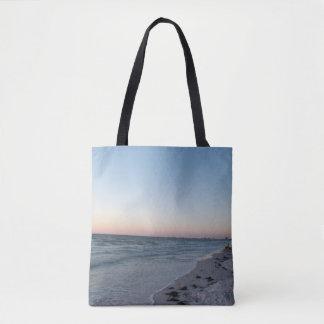 Sunset at St. Petersburg Beach Tote Bag