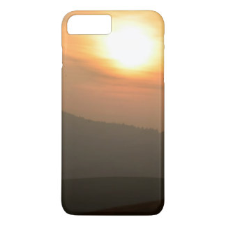 Sunset At The Countryside iPhone 8 Plus/7 Plus Case