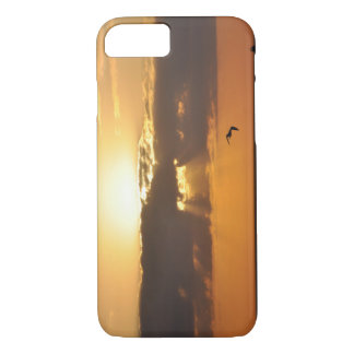Sunset at the Gulf Phone Case