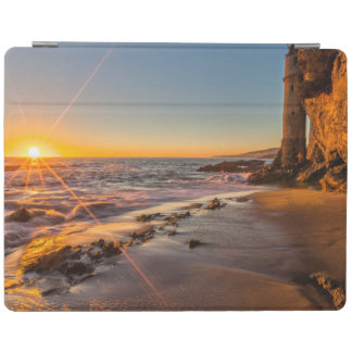 Sunset at Victoria Beach 2 iPad Cover