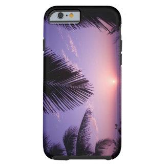 Sunset at West End, Cayman Brac, Cayman Islands, Tough iPhone 6 Case