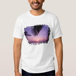 Sunset at West End, Cayman Brac, Cayman Islands, Tshirts