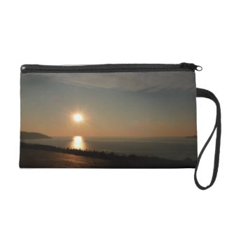 Sunset Bagettes Bag Wristlet