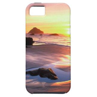 Sunset Bandon Oregon iPhone 5 Cases