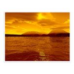 Sunset Bay - Postcard