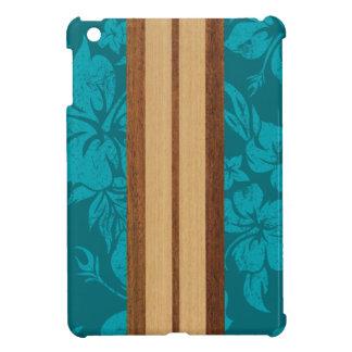 Sunset Beach Hawaiian Surfboard iPad Mini Cases