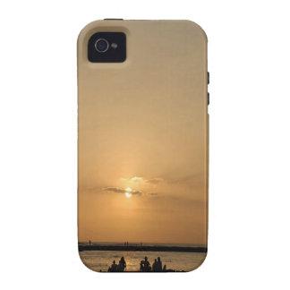 Sunset Beach Horizons iPhone 4 Case