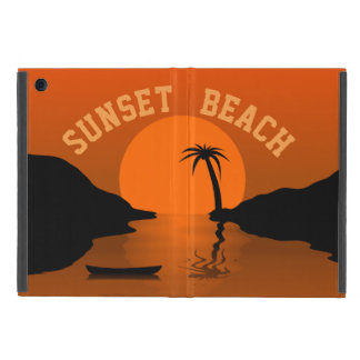 Sunset Beach iPad Mini Cover
