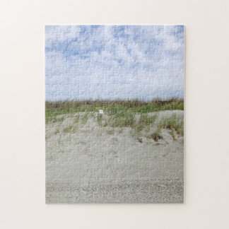 Sunset Beach, North Carolina Jigsaw Puzzle