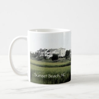 Sunset Beach North Carolna Mug