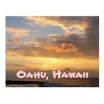 Sunset Beach, Oahu Post Card