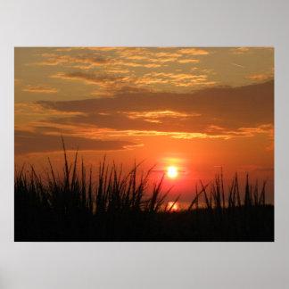 Sunset Beach Posters