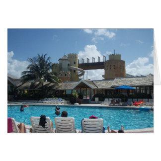 Sunset Beach Resort, Jamaica Card