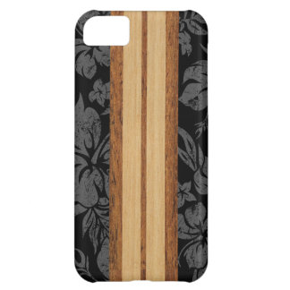 Sunset Beach Surfboard Hawaiian iPhone 5 Cases