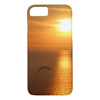 Sunset Bird iPhone 8/7 Case