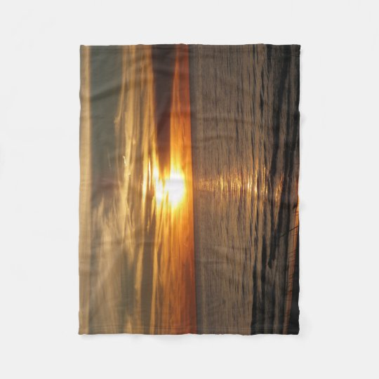 Sunset Blanket