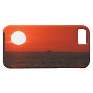 Sunset Booze Cruise iPhone 5 Cover