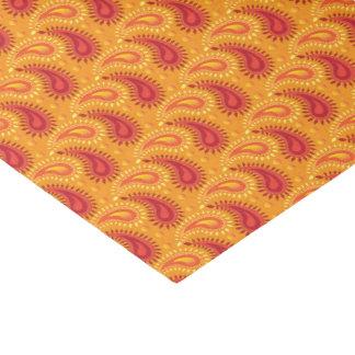 Sunset Boteh II Tissue Paper