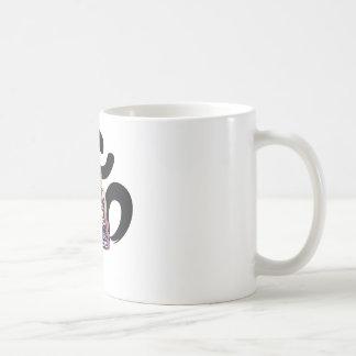 Sunset Buddah Ohm Coffee Mug