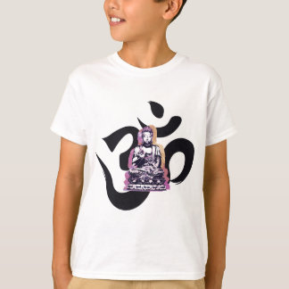 Sunset Buddah Ohm T-Shirt