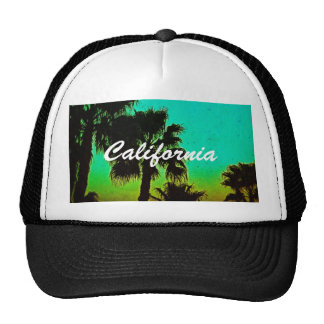 Sunset California Trucker Hat