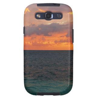 Sunset Calm Horizon Samsung Galaxy SIII Cover