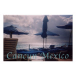 Sunset Cancun Mexico Print