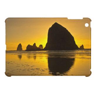 Sunset, Cannon Beach, Oregon, USA iPad Mini Cases