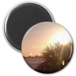 Sunset Celebration Refrigerator Magnets