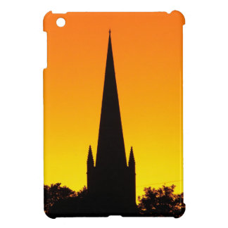 Sunset Church: iPad Mini Case