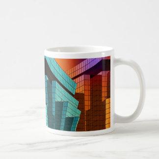Sunset City Mug