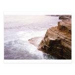 Sunset Cliffs San Diego CA Postcard