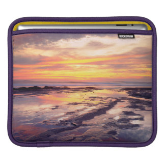 Sunset Cliffs tide pools iPad Sleeve