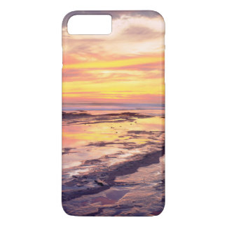 Sunset Cliffs tide pools iPhone 8 Plus/7 Plus Case