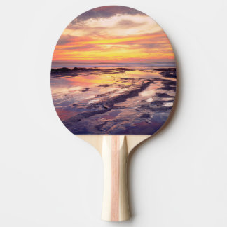 Sunset Cliffs tide pools Ping Pong Paddle
